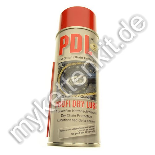 Kettenspray Profi Dry Lube 400 ml