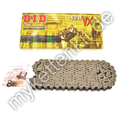 DID-Kettensatz AJP PR3 125 Enduro Ultrapassar Enduro Ultrapassar Bj.2013-2015