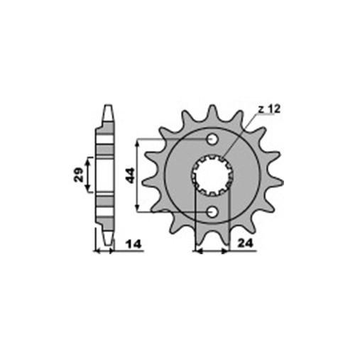 Ritzel PBR348