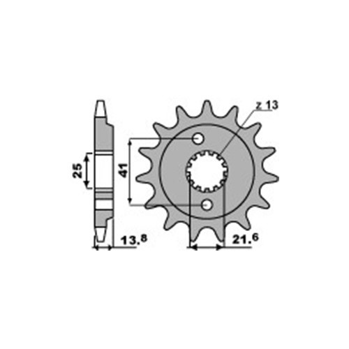 Ritzel PBR346