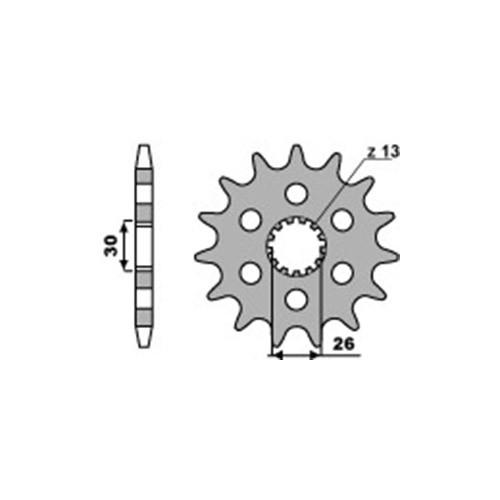Ritzel PBR2155