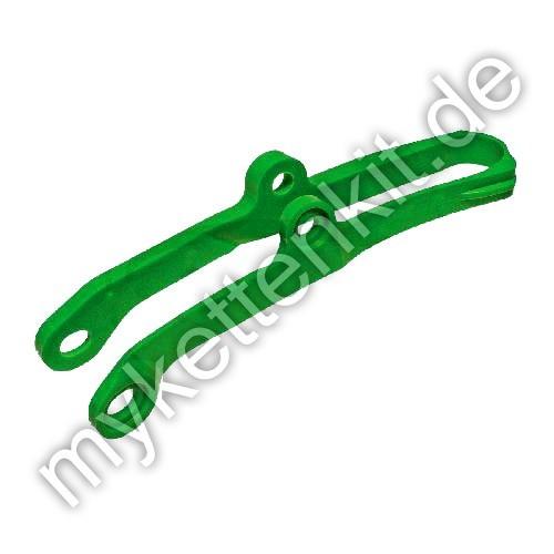 Gleitschiene Hinterrad-Schwinge grün oder schwarz